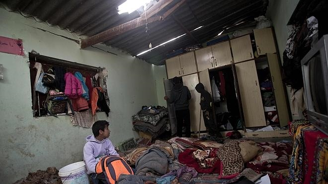 Mueren dos niños en un bombardeo nocturno israelí en Gaza