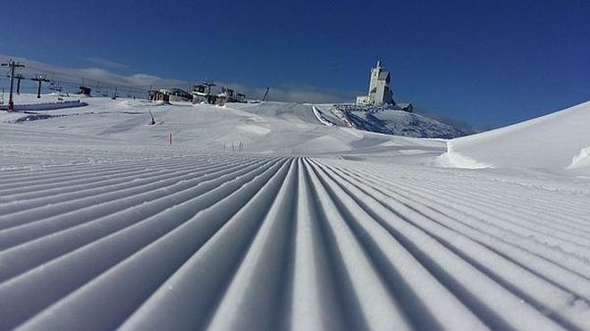 La nieve alarga el 'invierno' en España