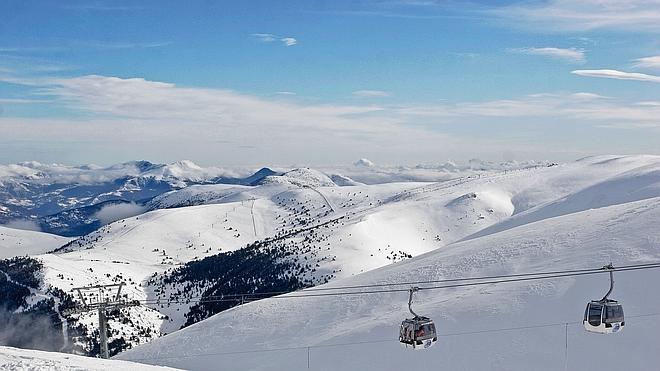 La gran fiesta de la nieve catalana