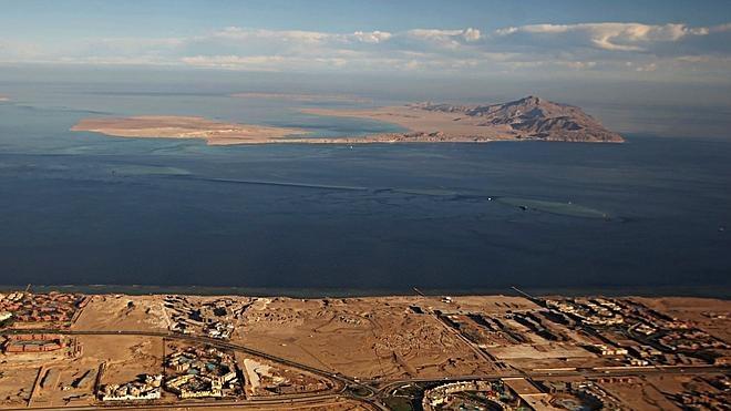 Egipto 'regala' dos islas estratégicas a Arabia Saudí
