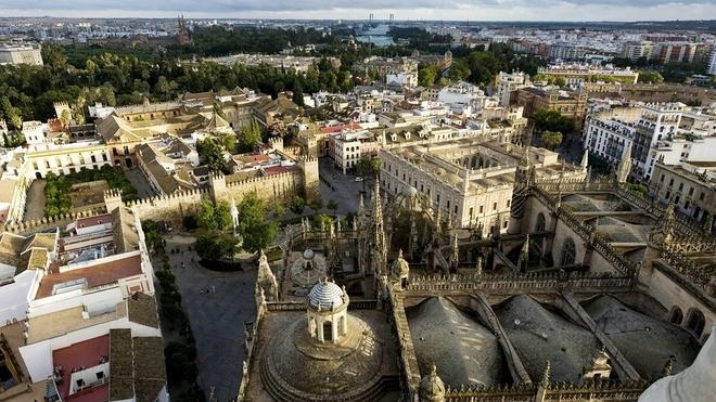 Sevilla es mucha Sevilla