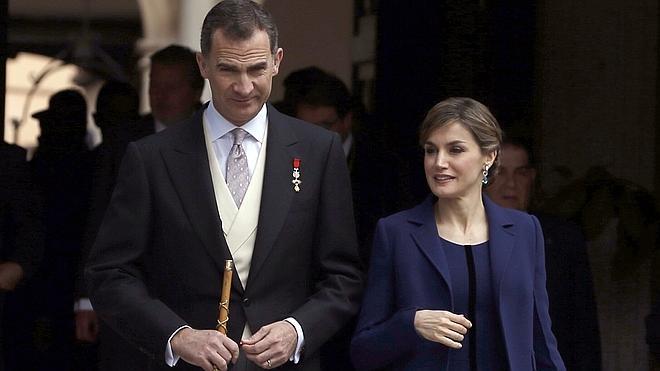 Doña Letizia, reina de la discreción