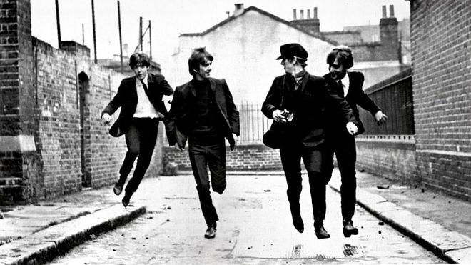 Las películas de los Beatles