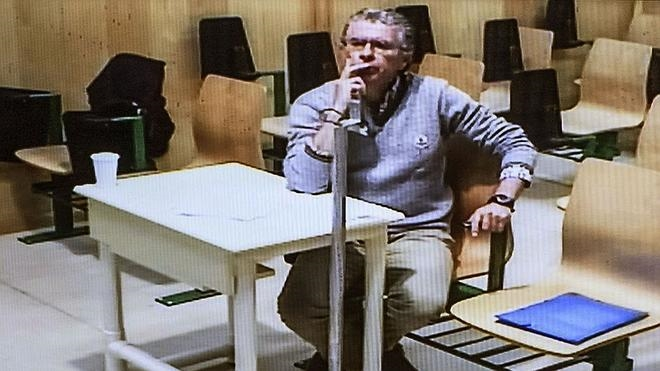 Granados utilizó su despacho de consejero de Madrid para entregar el dinero que enviaba a Suiza
