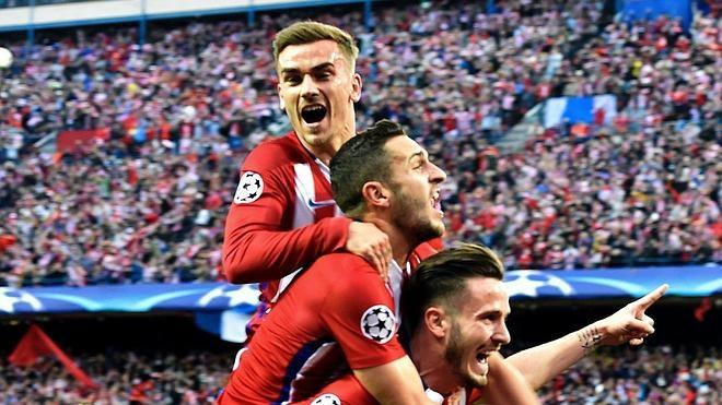 El Atlético blinda a Saúl hasta 2021