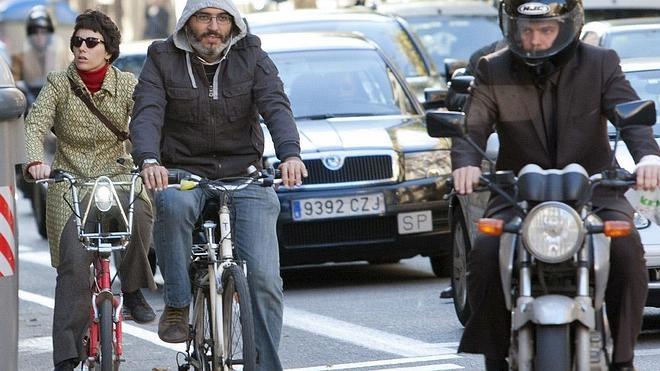 La DGT pone en marcha un operativo para vigilar la circulación de las bicicletas