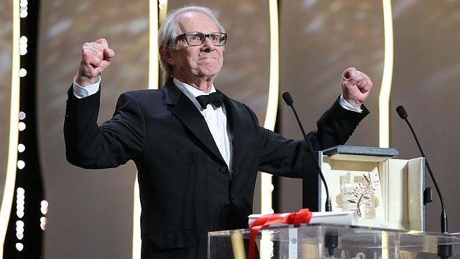 Un alegato de Ken Loach contra la injusticia social se lleva la Palma de Oro en Cannes