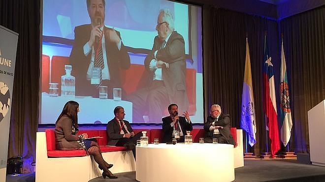 Periodismo y cultura se citan en Santiago de Chile