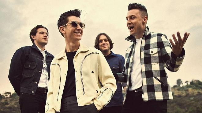 Arctic Monkeys: 'Crying lightning'