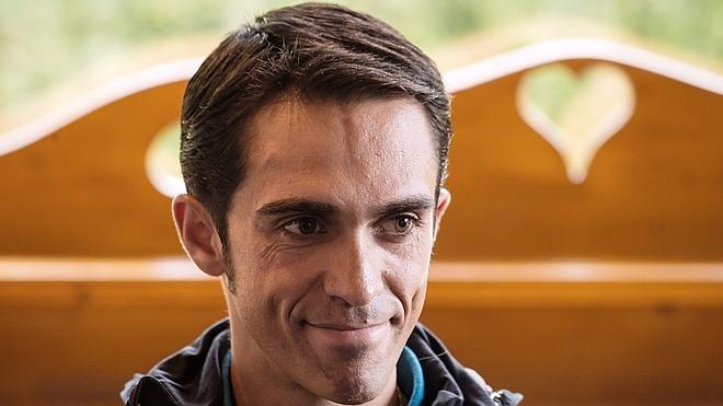 Contador piensa seguir en el pelotón «aún dos años»