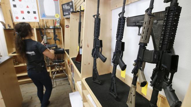 Senadores republicanos promueven iniciativas restrictivas con la compra de armas