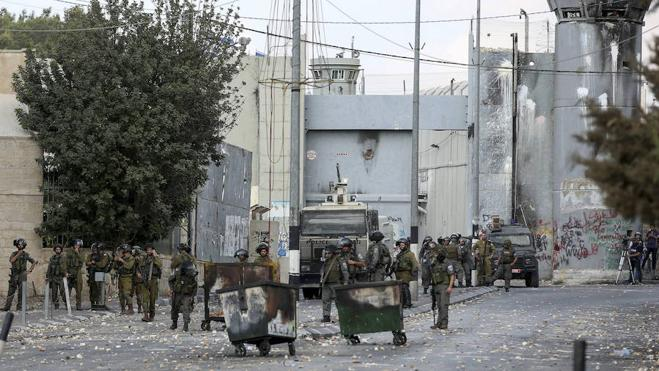 Tropas israelíes matan por error a un adolescente palestino en Cisjordania