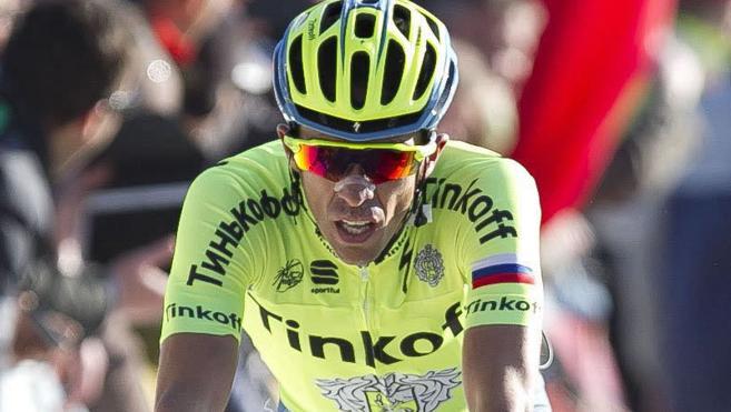 Contador, baja para el Campeonato de España