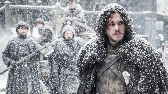 El invierno ha llegado a HBO