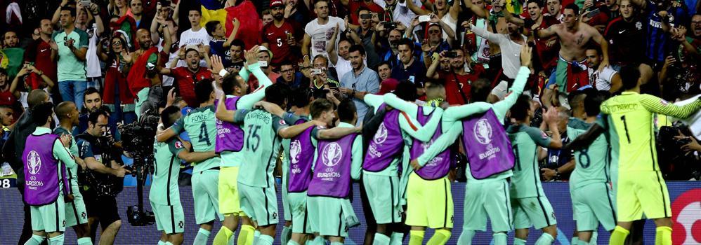 El destino brinda a Portugal una segunda oportunidad