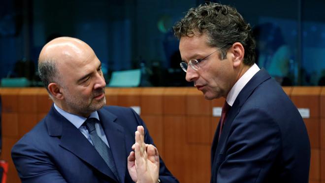 Bruselas calcula que el 'Brexit' restará hasta un 0,5% al PIB de la UE
