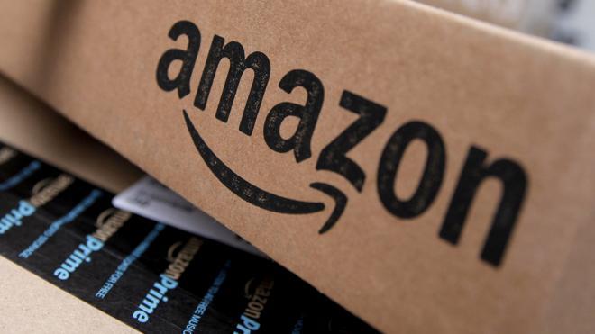 Amazon registra beneficios récord por tercer trimestre consecutivo