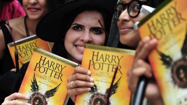 Lo nuevo de Harry Potter vende dos millones de copias en dos días en EE UU y Canadá