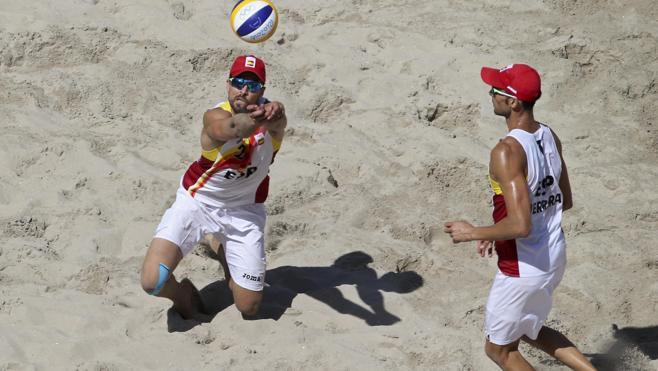 Herrera y Gavira, derrotados