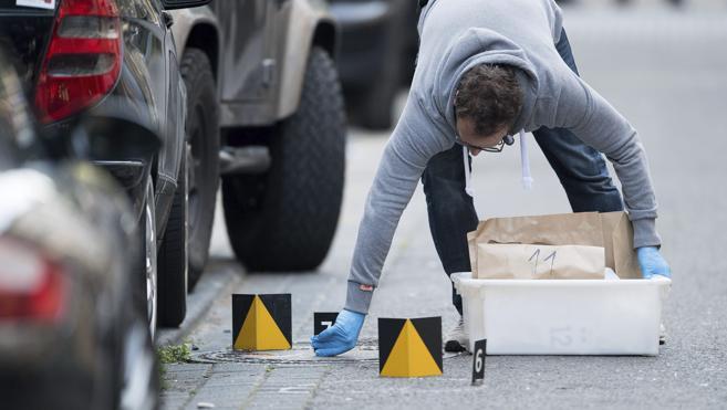 Al menos un herido tras enfrentarse a varios hombres con hachas en Alemania