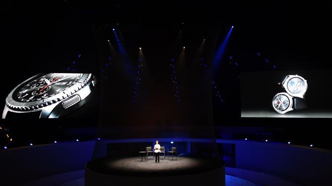 Samsung Gear S3: los relojes inteligentes siguen evolucionando