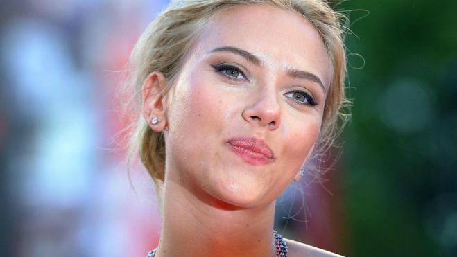 La gran juerga de Scarlett Johansson