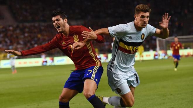 Las molestias físicas podrían provocar cambios en el once español ante Liechtenstein