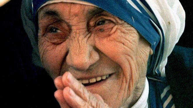 Teresa de Calcuta, de madre a santa