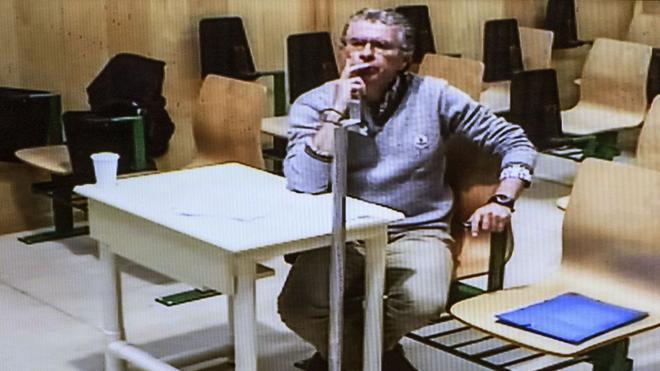 El juez cita a Granados el 5 de octubre para estudiar si prorroga su estancia en prisión