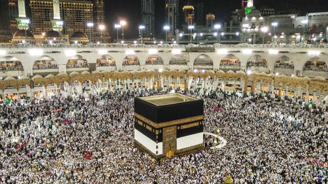 Cruce de acusaciones entre Irán y Arabia Saudí a unos días de la peregrinación a La Meca