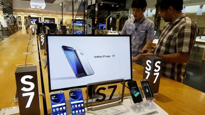 Samsung vende su negocio de impresión a HP por 1.600 millones