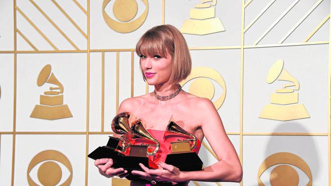 Taylor Swift trabaja en un nuevo álbum