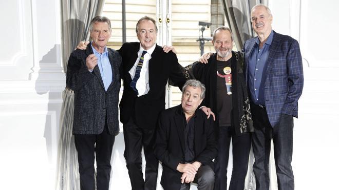 Terry Jones, de los Monty Python, padece demencia
