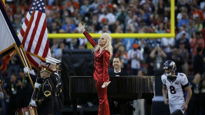 Lady Gaga será quien actúe en el descanso de la Super Bowl 2017