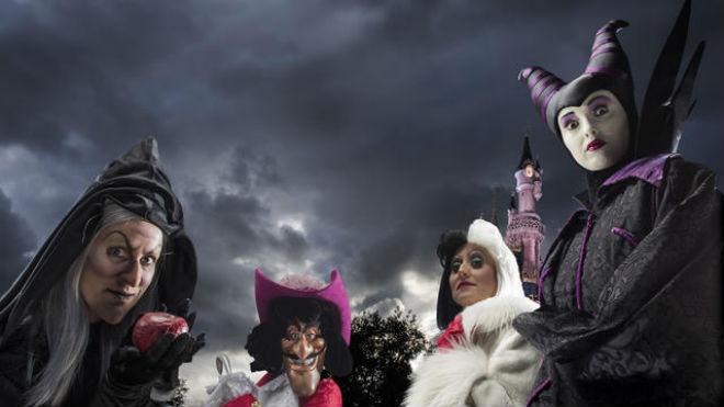 Un Halloween terroríficamente divertido en Disneyland París