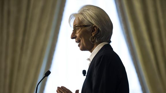 Christine Lagarde/