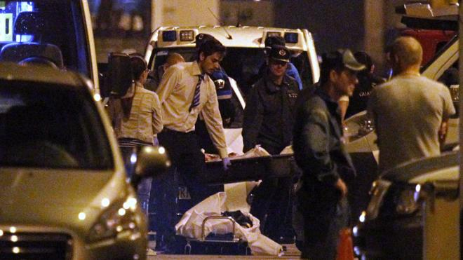 Cuatro muertos al colisionar dos lanchas durante una persecución en el Estrecho de Gibraltar