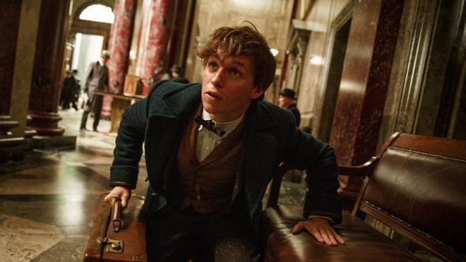 El 'spin-off' de Harry Potter, mejor estreno del año en España