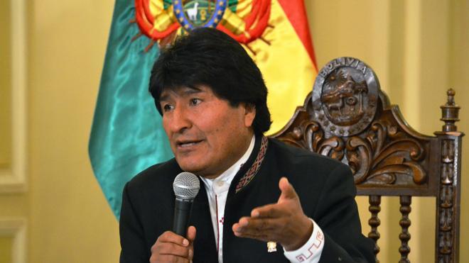 El Gobierno boliviano decreta la emergencia nacional por la falta de agua