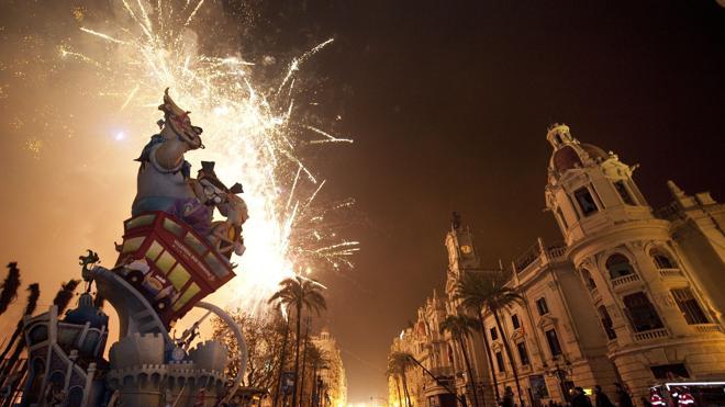 Las Fallas de Valencia ya son Patrimonio Inmaterial de la Humanidad