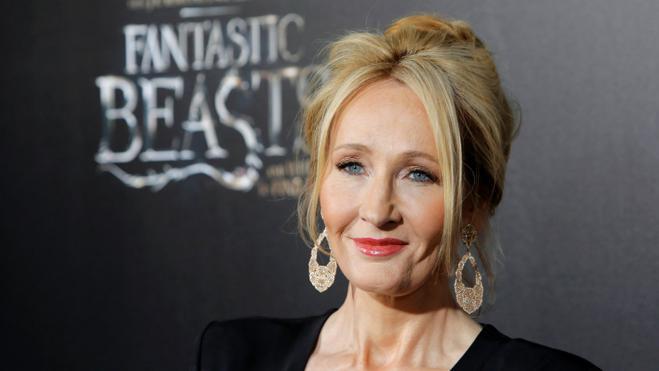 J. K. Rowling trabaja en una novela que podría ser de Harry Potter