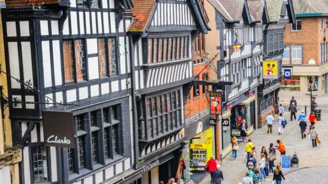 Chester, la ciudad que guarda toda la esencia inglesa