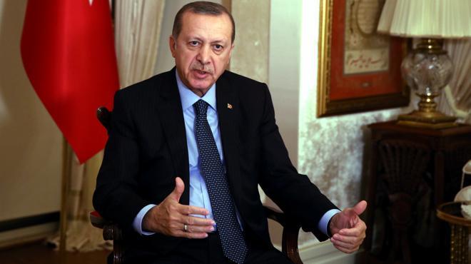 Erdogan promete luchar para acabar con los atentados terroristas