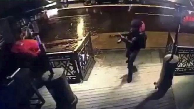 Ocho detenidos en relación con el ataque contra el club Reina de Estambul