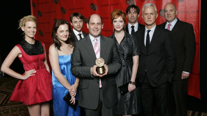 El creador de 'Mad Men' dona el archivo de la serie a la Universidad de Texas