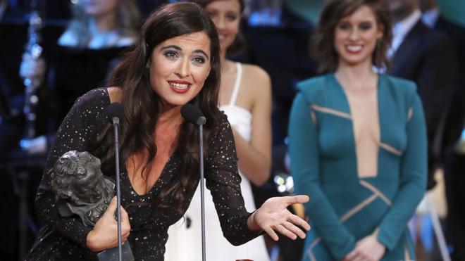 Silvia Pérez Cruz homenajea a los desahuciados con la mejor canción original