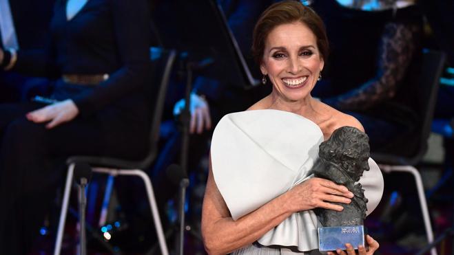 Ana Belén: «Esta profesión no se merece tanto desprecio de sus gobernantes»