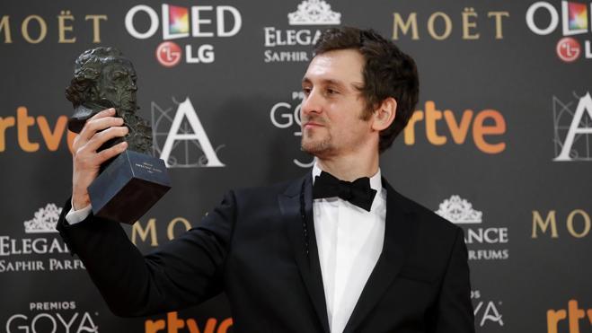 Raúl Arévalo: «Las películas tienen una cosa mágica que no se puede controlar»