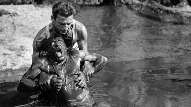'El salario del miedo', la colisión entre el hombre y el entorno