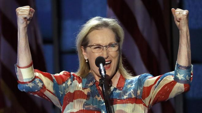 Meryl Streep, combativa y «sobrevalorada»